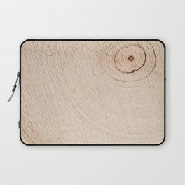 Real Wood Texture / Print Laptop Sleeve