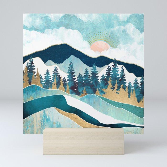 Summer Forest Mini Art Print