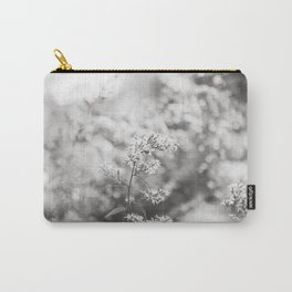 Aster - Flower Photography Carry-All Pouch