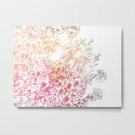 Sakura II Metal Print