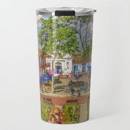 Pueblito Paisa, Medellin - Colombia Travel Mug