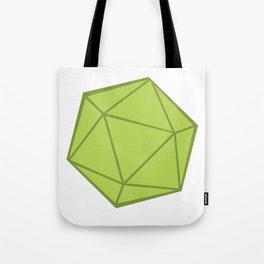 Natural Twenty: Game Logo Tote Bag