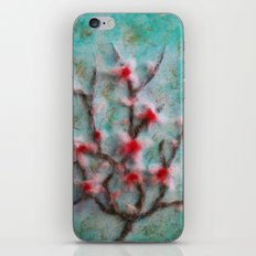 Apple Blossom Branch iPhone & iPod Skin