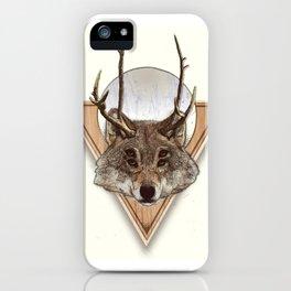 DOOMWOLF iPhone Case