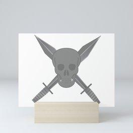 skull Mini Art Print