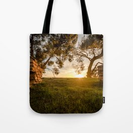 The door to a new tomorrow Tote Bag
