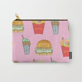 Gluttony Repeated Carry-All Pouch