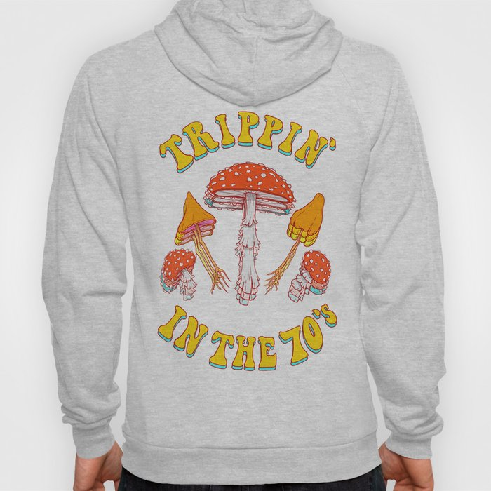 Wild in the 70's - Forest Magick Hoody