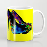 trip Mugs featuring trip by yayanastasia