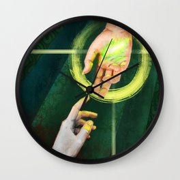 Dragon Age Inquisition - Hope Wall Clock