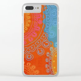 BE EXACTLY WHO YOU ARE Clear iPhone Case