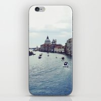 venice iPhone & iPod Skins featuring Venice by Rhianna Power