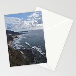 Coastal Cliff Stationery Cards