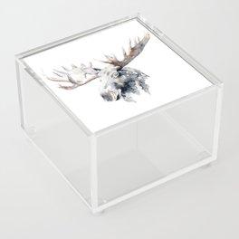Moose Acrylic Box