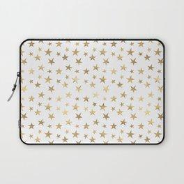 Gold Stars Laptop Sleeve