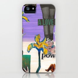 A Love Letter iPhone Case