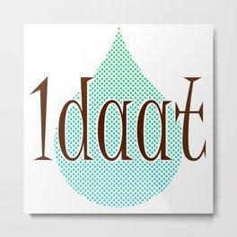 1daat Metal Print