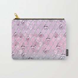 Mermaid Princess Glitter Scales #1 #shiny #pastel #decor #art #society6 Carry-All Pouch