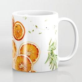 Pure Citrus (Color) Coffee Mug