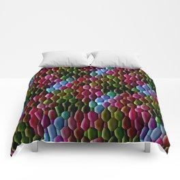 Colored Cobblestones... Comforters