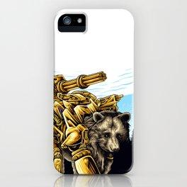 Golden Bearborg iPhone Case