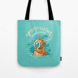 Profession illustrator Tote Bag