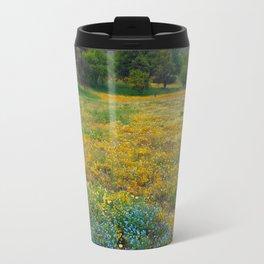 Wildflowers for Ever Travel Mug