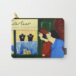 jewelry store Carry-All Pouch