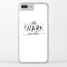 The Snark Works Clear iPhone Case
