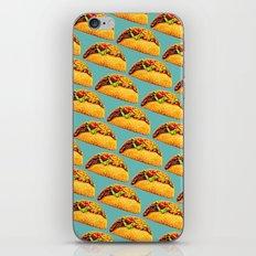 Taco Pattern iPhone & iPod Skin