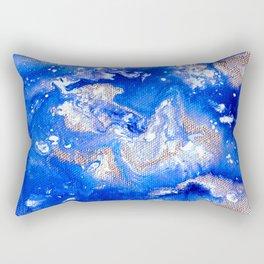Blue05 Rectangular Pillow