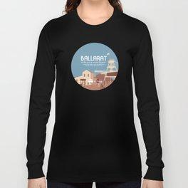 Do Not Visit Ballarat  Long Sleeve T-shirt