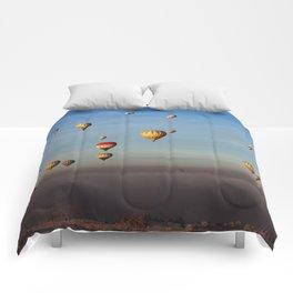 Hot Air Balloons - Cappadocia  Comforters