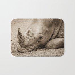 Rhino Sleeping Bath Mat