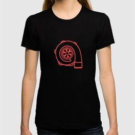 Forced Induction Turbo T-shirt