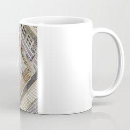Skyscraper Quilt Coffee Mug