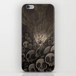 The Beast - 02 iPhone Skin