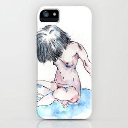 que todo ya nos lo dice la piel iPhone Case