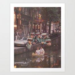 Look (Amsterdam) Art Print