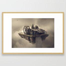Perpetuum mobile Framed Art Print