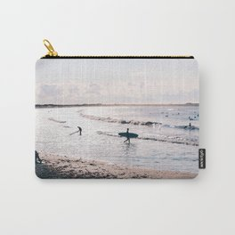 Surferas End Carry-All Pouch