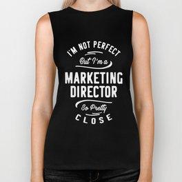 Marketing Director Biker Tank