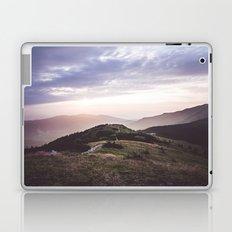 good morning mountains Laptop & iPad Skin