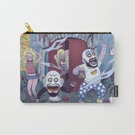 Captain Spaulding's Happy Family Carry-All Pouch