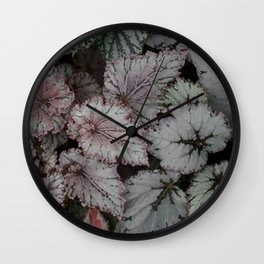 Leaf textures in group Wall Clock
