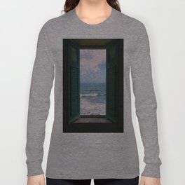 Atlantic Morning Long Sleeve T-shirt