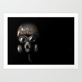 It was us AND them... Art Print