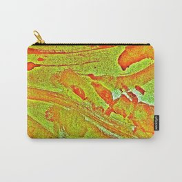 Bloody-Nature Abstract Carry-All Pouch