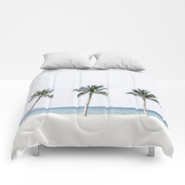 Palm trees 6 Comforters