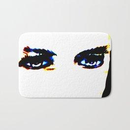 Lugosi's Eyes Bath Mat